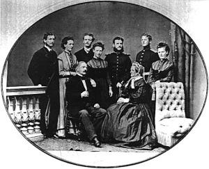 Fr. Otto Ludw Wyn & family