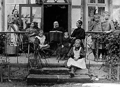 Ernst Wyneken family